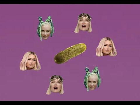 NERVO feat Tinie Tempah & Paris Hilton - PICKLE (Official Music Video)