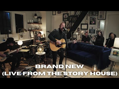 Matthew West - Brand New (Live from the Story House)