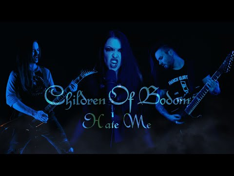 Children Of Bodom - Hate Me (Cover by Vicky Psarakis, Quentin Cornet & @Nils Courbaron )