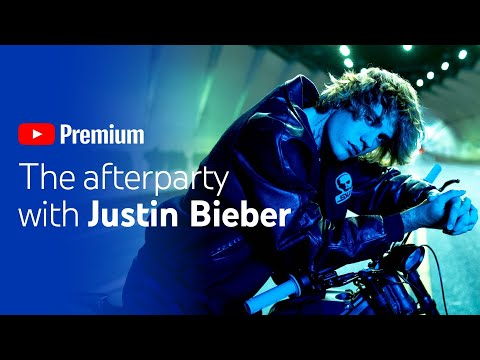 Justin Bieber - Live from Paris (afterparty)