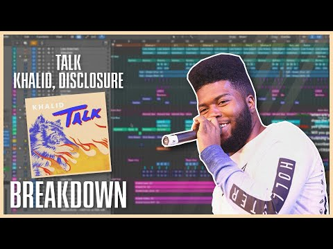 Disclosure - 'Talk' with Khalid: Twitch Breakdown
