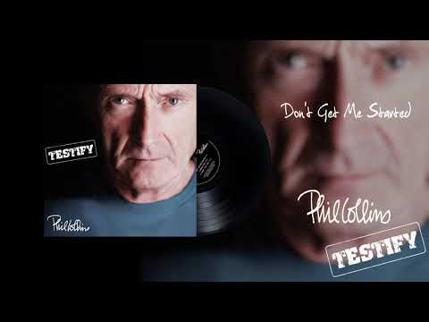 Phil Collins - Don't Get Me Started (2016 Remaster Official Audio)