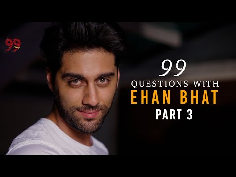 #AskMeAnything 99 Questions With Ehan Bhat - Part 3 | A.R. Rahman | 99 Songs