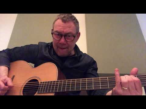 "David Gray – How to play ""Skellig"" on Guitar"