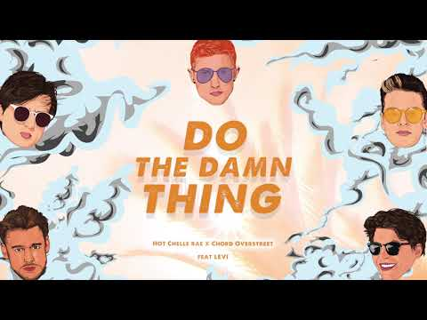 Do The Damn Thing (Official Lyric Video)