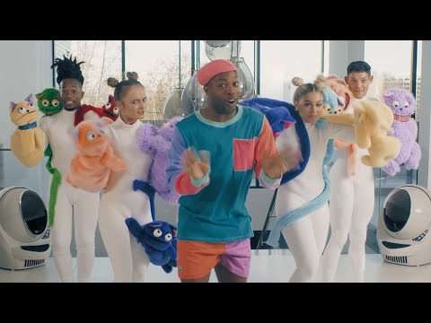 We Don't Scoop │Todrick x Litter Robot
