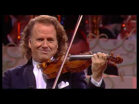With a little bit of luck — André Rieu