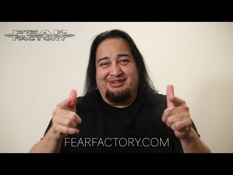 FEAR FACTORY - The wait is almost over! The aggression continues on April 16th...