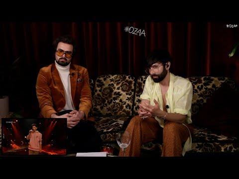 #OZAA Tobias Hirsch: I wü´ di g´spian (Stefanie Werger) #starmania #reactionvideo