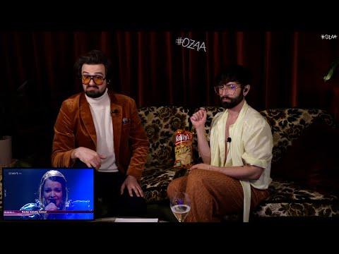 #OZAA Nastja Isabella Zahour: Alive (Sia) #starmania #reactionvideo