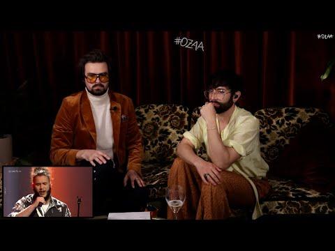 #OZAA Felix Larcher: How You Remind Me (Nickelback) #starmania #reactionvideo