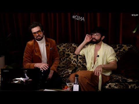 #OZAA Michael Russ: Falling (Harry Styles) #starmania #reactionvideo