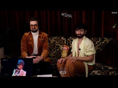 #OZAA Anna Buchegger: Kiss (Prince) #starmania #reactionvideo