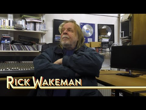 Rick Wakeman - Behind the Tracks: Dib Cochran & The Earwigs (Part 1)