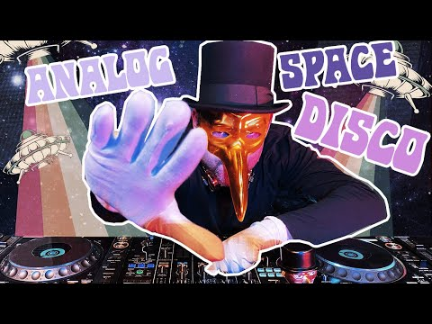 Claptone: Analog Space Disco | Livestream
