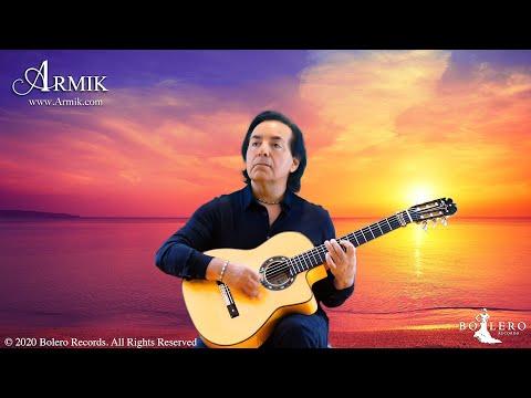 Armik - Golden Touch (Official) Spanish Guitar, Nouveau Flamenco, World Fusion