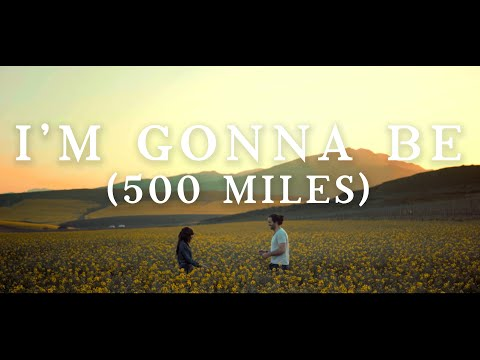 JJ Heller - I'm Gonna Be / 500 Miles (Official Lyric Video) - The Proclaimers