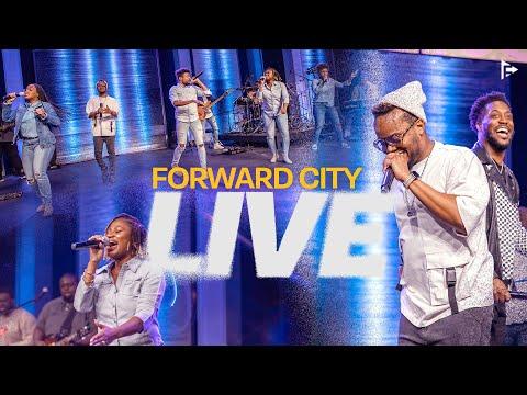 Forward City LIVE | Pastor Travis & Jackie Greene | Forward City Church