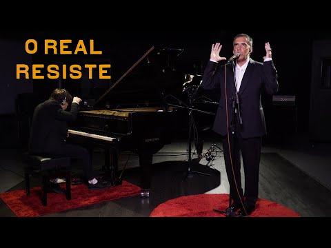 O Real Resiste - Arnaldo Antunes [Umbuzada Q+ Sonora]
