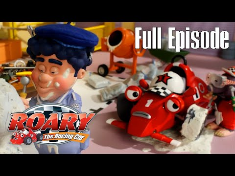 Mr Carburettor or Bust | Roary the Racing Car | Full Episode | Cartoons For Kids