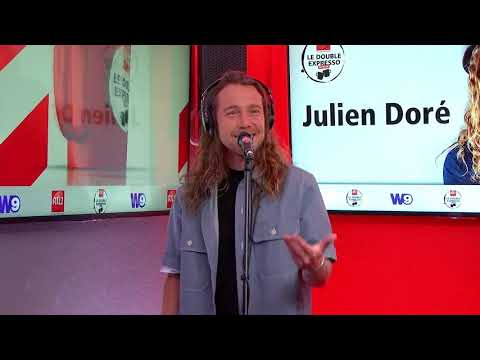 Julien Doré - KIKI SESSION en live dans Le Double Expresso RTL2 (09/04/21)