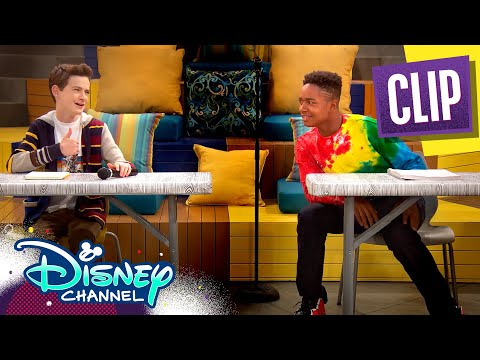 10 Things Debate About You | Raven's Home | Disney Channel