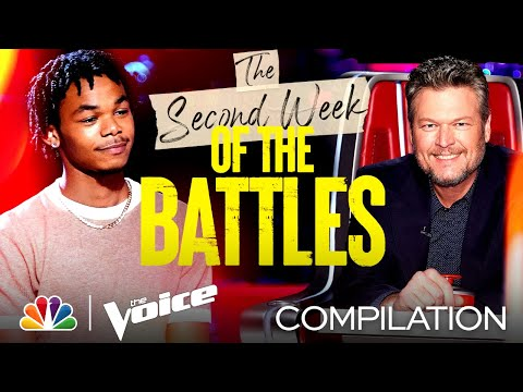 The Best Performances from the Second Week of Battles - The Voice 2021