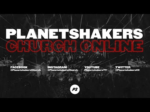 Planetshakers Online Church 6:00pm AEST | 11-Apr-2021