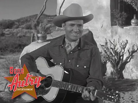 Gene Autry - Goodbye to Old Mexico (The Gene Autry Show S1E13 - The Lost Chance 1950)