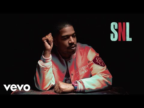 Kid Cudi - Kid Cudi – Sad People (Live on SNL)