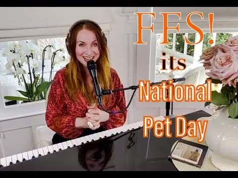 Judith Owen Live FFS! on National Pet Day