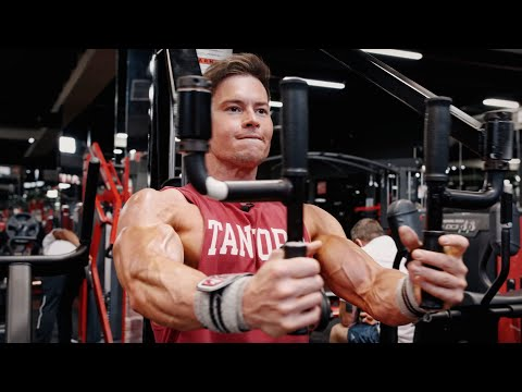 JOEL CORRY CHEST WORKOUT