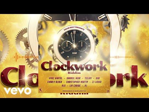 Usain Bolt - Usain Bolt Presents: Clockwork Riddim (Medley Mix)