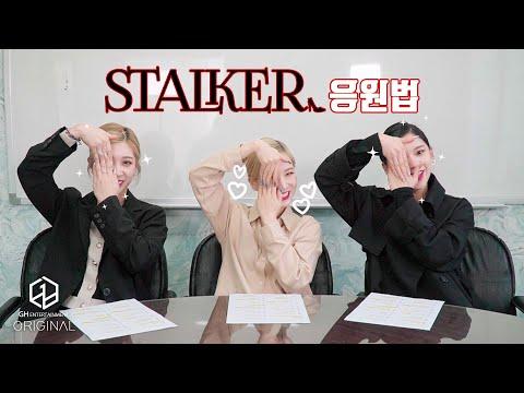 3YE(써드아이) - STALKER | 응원법