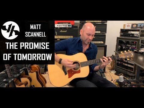 The Promise Of Tomorrow Matt Scannell Vertical Horizon Acoustic Unreleased