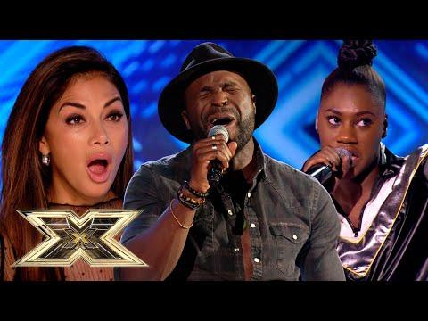 ASTONISHING Rihanna Covers! | The X Factor UK