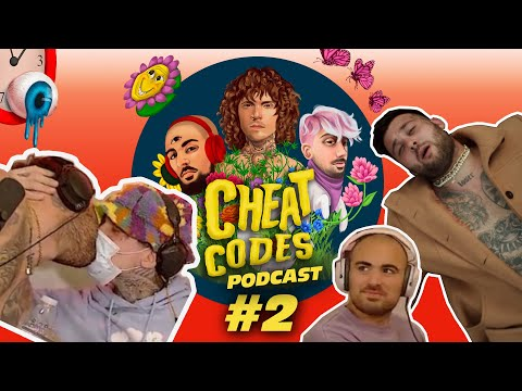 Chad Tepper's Most Dangerous Stunt Yet!  - Cheat Codes Podcast EP 2