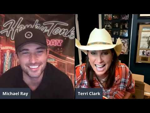 Terri Clark Doesn't Remember Michael Ray Opening For Her Early In His Career | Honky Tonk Tuesday