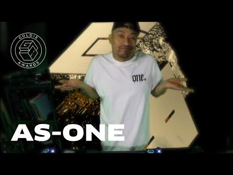 Goldie Awards Online: As-One - DJ Battle Semi-Finals