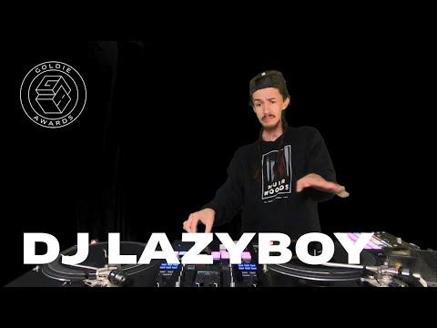 Goldie Awards Online: DJ Lazyboy - DJ Battle Semi-Finals