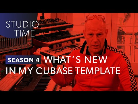 WHAT'S NEW IN MY TEMPLATE | [Studio Time: S4E8]