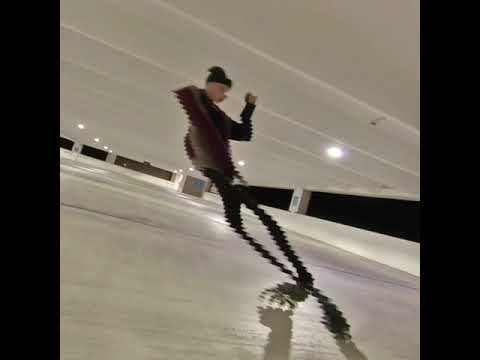 inline skating - just wigglin