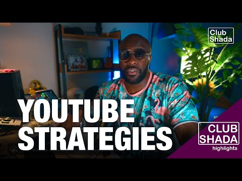 Thinking Youtube content strategies for 2021 | Club Shada
