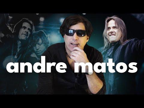 A AMIZADE DE YVES PASSARELL E ANDRE MATOS