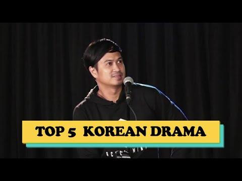 Soupstar's Top 5 Tuesdays - Tutti Caringal's Top 5 Koreanovelas