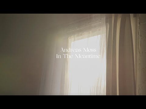 "Andreas Moss - ""In The Meantime"" (Official Lyric Video)"