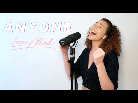 Loren Allred - Anyone (Acoustic Video) - Justin Bieber Cover