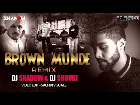 Brown Munde Remix | DJ Shadow Dubai & DJ Shouki Remix | AP Dhillon | Gurinder Gill