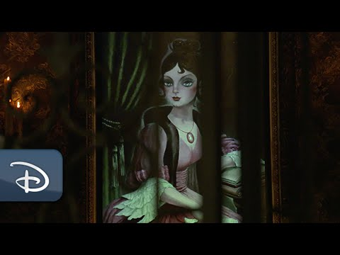 Behind The Scenes Look - New Haunted Mansion Updates | Disneyland Resort