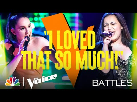 "Carolina Rial vs. Rio Doyle - Gotye's ""Somebody That I Used to Know"" - The Voice Battles 2021"